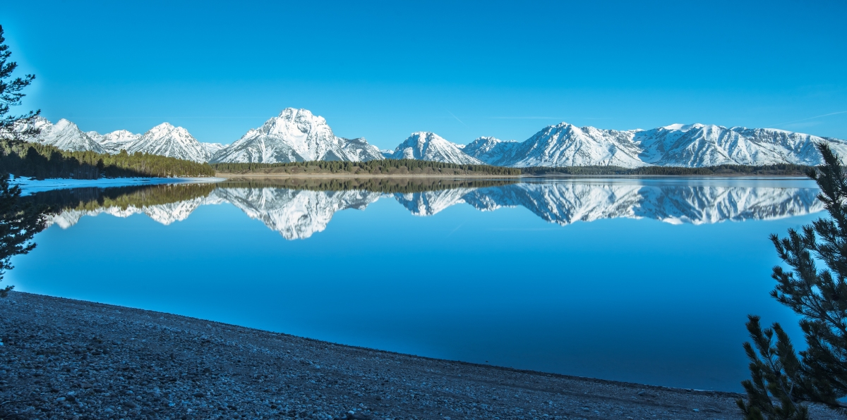 Wyoming and the GrandTetons